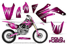 HONDA CRF 150 R CRF150R 07-15 CREATORX GRAPHICS KIT DECALS COLD FUSION PNP