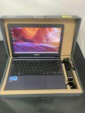 """Asus VivoBook E203N 11.6"""" 4GB RAM Intel Celeron N3350 64GB EEM C"""