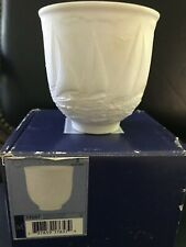 """Lladro 1997 Collector's Society """"Sailing The Seas 17657 Bisque Votive Cup"""
