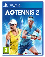 AO TENNIS 2 PS4 GIOCO ITALIANO PLAYSTATION 4 EU VIDEOGIOCO NUOVO EU SIGILLATO