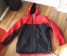 Slightly Used Men Black & Red Armadillo Size Med.Heavy Winter Jacket