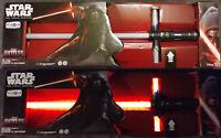 Star Wars Hasbro KYLO REN Ep VII - VIII Ultimate FX red ToysRus lightsaber - NEW