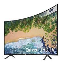 "Samsung S84388483 55"" Curved Smart TV 4k Ultra HD WiFi - Black"