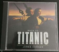 Back To Titanic - Soundtrack - Colonna Sonora - James Horner - 1997