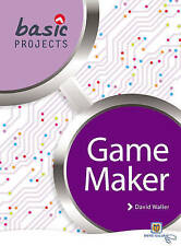 Basic Projects in Game Maker (Basic Projects)-ExLibrary