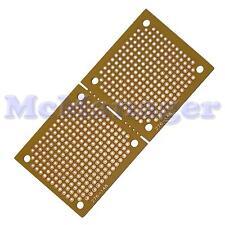 Matriz de PCB Prototipo De Cobre perforados Pre/placa placa de circuito impreso 91x45mm