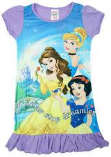 Pyjamas violets Disney pour fille de 2 à 16 ans