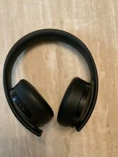 Sony PS4 Gold Wireless Headset (model CUHYA-0081) - Black (No Dongle)