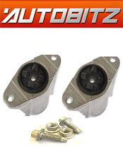 Se adapta a Mazda 3 BK 2002-2009 Trasero Superior Puntal Monturas + Pernos Envío Rápido Nueva