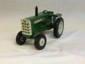 Vintage Ertl 1/16 Scale Oliver 1850 Toy Tractor w/Front Wheel Assist(FWA)