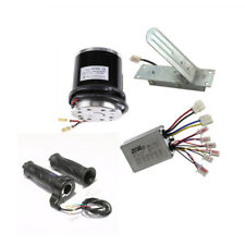 36V 800W Electric Brush Motor Controller Pedal Throttle Grip ATV Bicycle Scooter