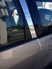 TOYOTA TUNDRA CHROME PILLAR POSTS  FITS 2007-2015 2 PIECE SET 2DR STANDARD CAB