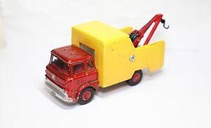 Dinky 434 Bedford TK Breakdown Crash Truck - Different Code 3 Model