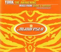 York - The Awakening (3 trk CD / 1999)