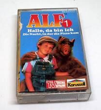 Alf Hörspielkassette MC - Folge Nummer 1 - Hallo, da bin ich - Die Nacht, in...