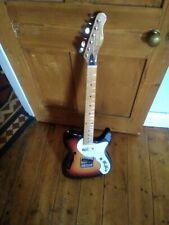 Vintage guitar 70s Thin Line Tele By Taurus Rare