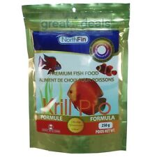 NorthFin Krill Pro Formula 2mm Pellets 250g Carnivore Omnivore Premium Fish Food