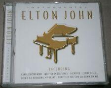 Various Artists - Instrumental Hits of Elton John (2007) CD ALBUM