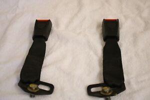 lancia thema 8.32 Seat Belts