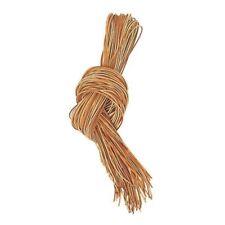 "Weaver Leather Lace Alum Tan Sold as Single Lace 1/8 x 72"" Chestnut"
