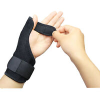 Support Brace Guard Wrist Splint Stabiliser Sprain Thumb Arthritis Spica New