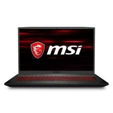 MSI GF75 17.3 Gaming Laptop Core i7-9750H 8GB RAM 512GB SSD 120Hz GTX 1660Ti