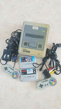 Super Nintendo Entertainment System (SNES) inkl 2 Sipele
