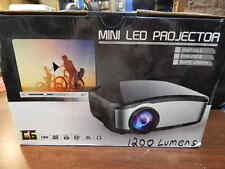 Mini LED Projector Full HD Home Theater