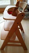 Kinderhochstuhl Kinderstuhl Stuhl Kindersitz Hochstuhl aus Holz Hochstuhl