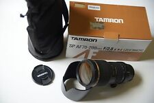 TAMRON SP AF 70-200mm F2.8 Di LD IF MACRO For SONY  A -Mount