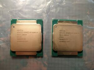 Matched Pair of Intel Xeon E5-2650L v3 12-Core 1.80Ghz Processors - SR1Y1