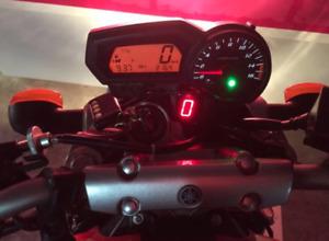 Gear Indicator YAMAHA R1, R6, Fz6, Fz1, Fz8, Fazer