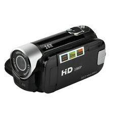 Camcorder Digital Video Camera 1080P HD TFT LCD 16MP 16x Zoom DV AV