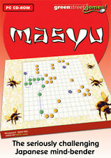 Maysu (Bridges) an addictive Puzzle game by Greenstreet Games (PC CD-ROM)