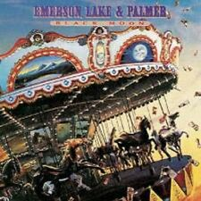 Emerson Lake and Palmer - Black Moon - New 2CD