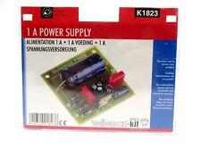 Velleman K1823 1 A Power Supply Unbuilt Electronic Kit Not Heathkit