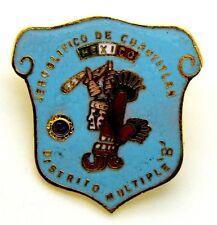 Pin Spilla Lions International Jeroglifico De Cuautitlan Mexico Distrito Multipl