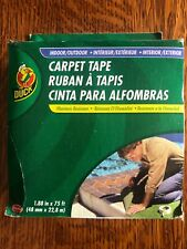 """Hold-It for Rugs 6"""" X 25' Duck Brand"""