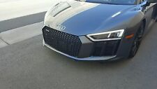 2016-17 AUDI R8 CARBON FIBER FRONT SPLITTER NEW BY GERMAN RUSH