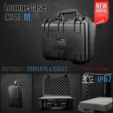 Outdoor Case 410*342*204, Fotokoffer Rasterschaum, Kamerakoffer wasserdicht IP67