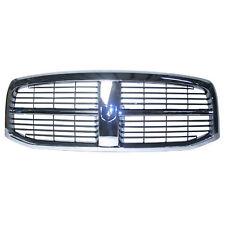 Front Grille Fits 2006-2008 Dodge RAM 1500 55077767AF