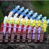 DIY Fairy Garden Kit Wood Fence Accessories Decor Miniature Terrarium Doll House
