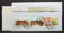 Thailand Express Airmail Letter to Japan Luftpost Flugpost Brief Asien (L-2298