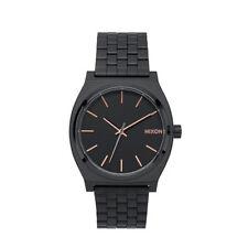 Relojes de pulsera baterías Nixon Time Teller para hombre