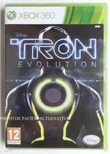 NEUF - jeu TRON EVOLUTION pour XBOX 360 en francais disney new game spiel gioco