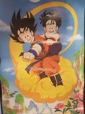 dragonball dragon ball z DBZ poster carte art book card super kai GT DBGT