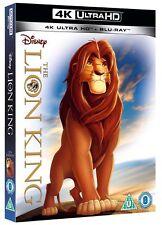 Lion King (4K Ultra HD + Blu-ray) [UHD]