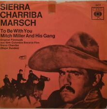 "MITCH MILLER And His gang - Sierra charriba Marsh CBS 1577 7"" (K562)"