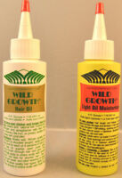 Wild Growth Hair Oil, Light Oil Moisturizer or Duo Pack Hair Oil 4 oz