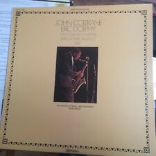 1975 vinyl LP ART JOHN COLTRANE - ERIC DOLPHY TWO GIANTS TOG   JA5184  EXCELLENT